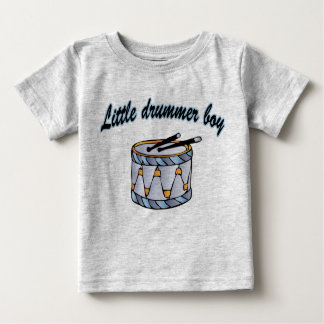 little more drummer boy baby T-Shirt