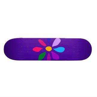 Little Morning Flower Skate Deck