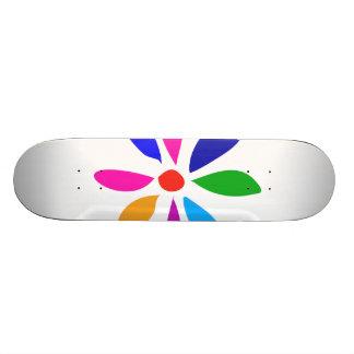 Little Morning Flower Custom Skateboard