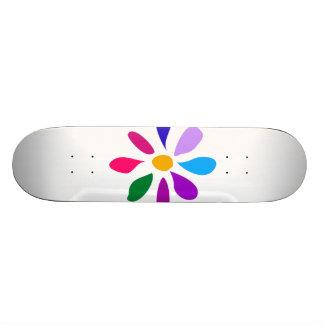 Little Morning Flower Skate Boards