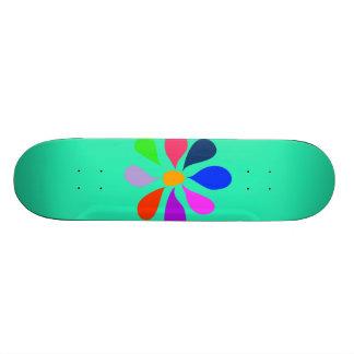 Little Morning Flower Skate Board Decks