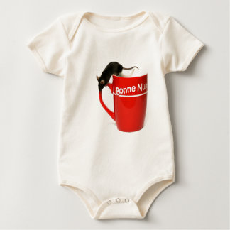 little mouse baby bodysuit