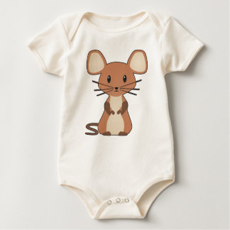 Little Mouse Baby Shirt