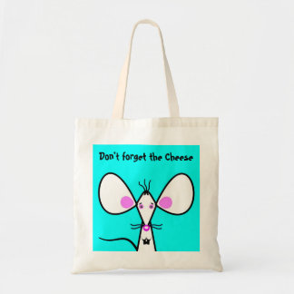 Little Mouse Budget Tote Budget Tote Bag