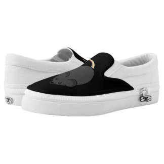 Little mouse Slip-On shoes