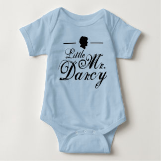 Little Mr. Darcy Tee Shirt