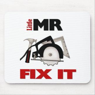 Little Mr Fix It Mousepads