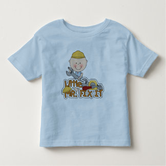 Little Mr. Fix It - Wrench Tshirts and Gifts