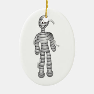 Little Mummy Christmas Ornament