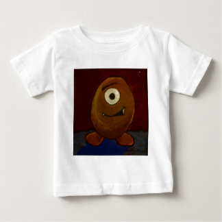 Little muncher egghead baby T-Shirt