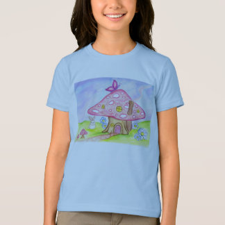 Little Mushroom House Shirt