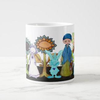 Little Mustard Seed & Friends Large Coffee Mug
