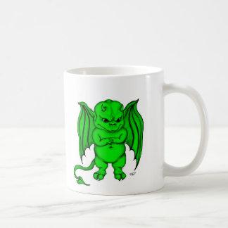 Little nasty Devil Basic White Mug