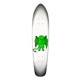 Little nasty Devil Custom Skateboard
