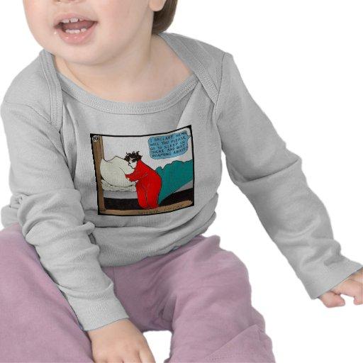 """""""Little Nemo"""" in Bed Tee Shirt"""