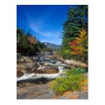 Little Niagra Falls Baxter State Park Postcard