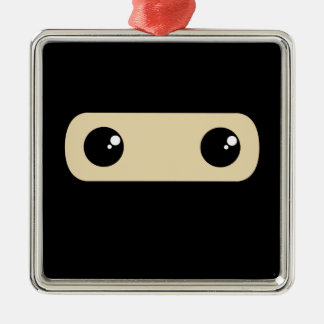 Little Ninja Christmas Ornament