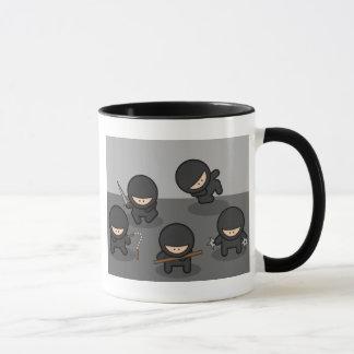 Little Ninja Coffee Mug