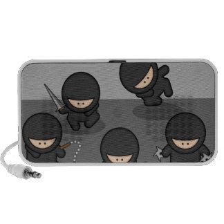 Little Ninja Portable New OrigAudio Doodle Speaker