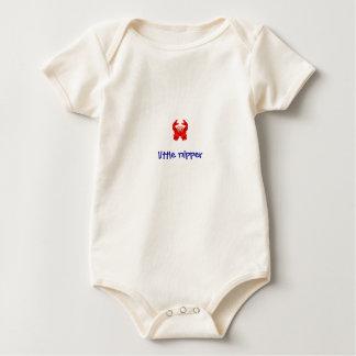little nipper baby vest baby bodysuit