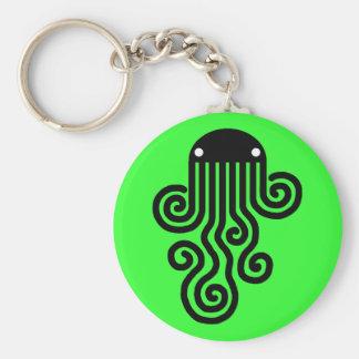 Little Octopus Key Ring