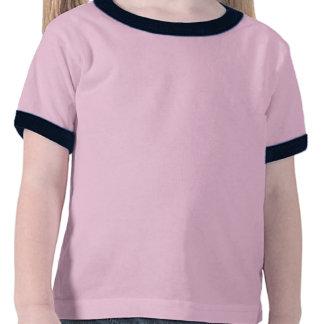 Little One pirate toddler ringer t-shirt