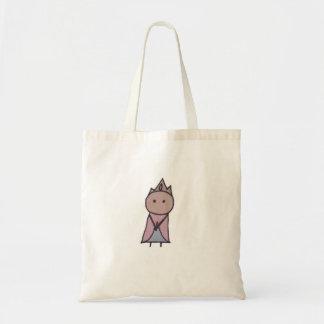 Little One princess tote Canvas Bag