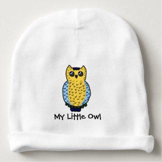 Little Owl Baby Beanie
