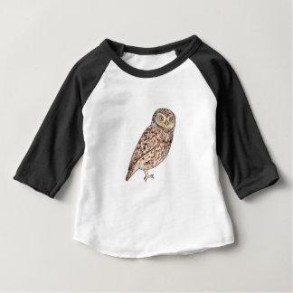 Little Owl Baby T-Shirt