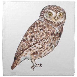 Little Owl Napkin