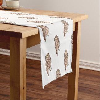 Little Owl Short Table Runner