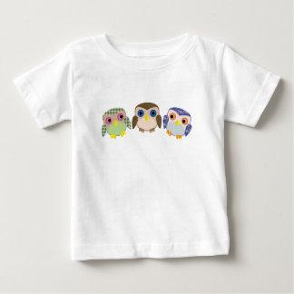 Little Owls Baby T-Shirt