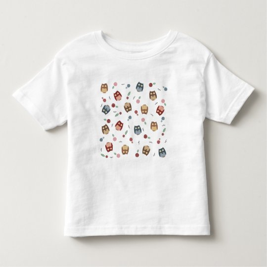 Little Owls Toddler T-Shirt
