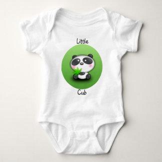 Little Panda Cub Baby Bodysuit