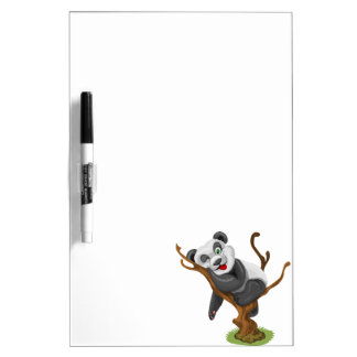 Little panda dry erase board