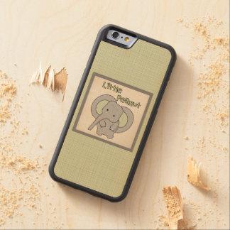 Little Peanut Carved® Maple iPhone 6 Bumper