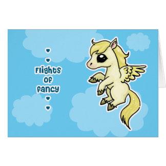 Little Pegasus Card
