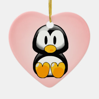 Little Penguin Christmas Ornament