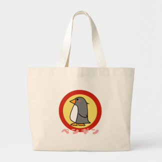 Little Penguin Large Tote Bag