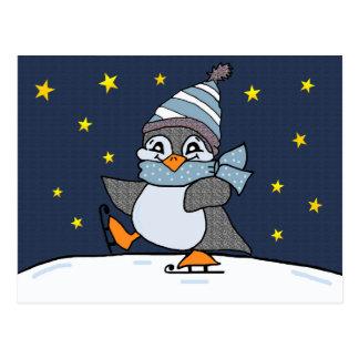 Little Penguin Postcard