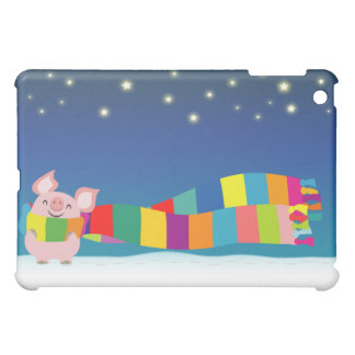 Little Pig s Christmas iPad Case