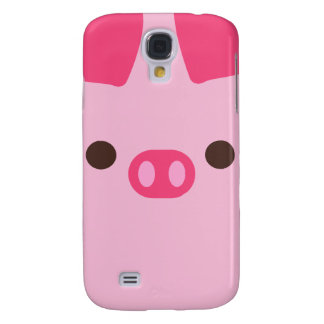 Little Piggy Galaxy S4 Case