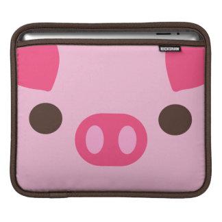 Little Piggy iPad Sleeves