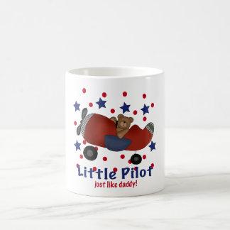 Little Pilot just like Daddy! Coffee Mug