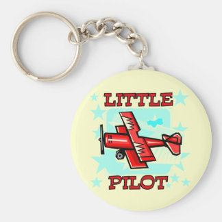 Little Pilot Tshirts and Gifts Key Ring