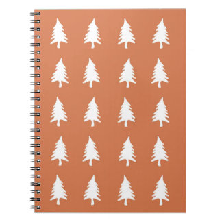 Little Pine trees Notebook