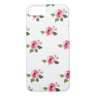 Little Pink Flowers iPhone 8/7 Case