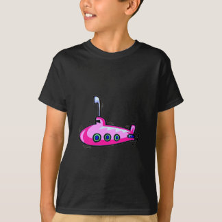 Little Pink Submarine T-Shirt
