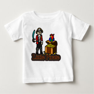 Little Pirate Baby T-Shirt