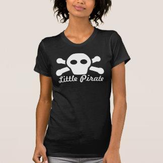 Little Pirate - Black Shirt with Cute Scull, Women